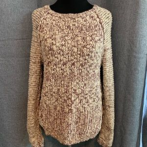 Forever 21 Muliticolored Knit Sweater